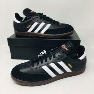*NEW* Adidas Samba Classic Mens Casual Sneakers